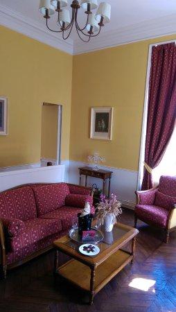Chateau de Sissi: Petit salon