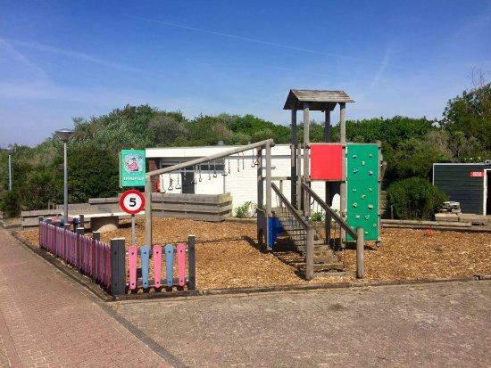 Vakantiepark Noordduinen : Playground (one of a few)