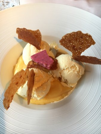 Koekelare, België: An excellent dessert to finish a delicious meal!