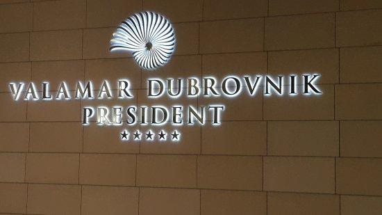 Valamar Dubrovnik President Hotel: 20170522_222044_large.jpg