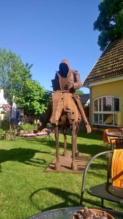 Holbaek Municipality, Dinamarca: one of the sculptures