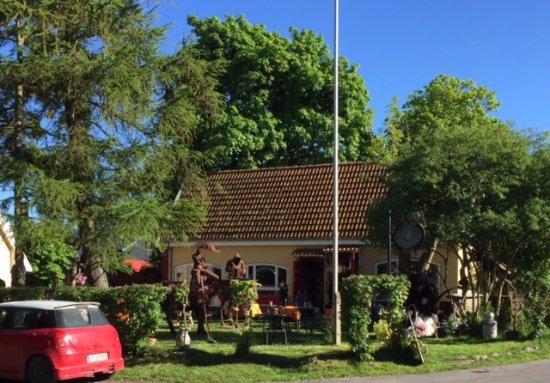Holbaek Municipality, Dinamarca: caféen