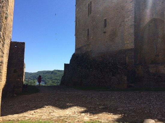 Château de Beynac : Vue splendide