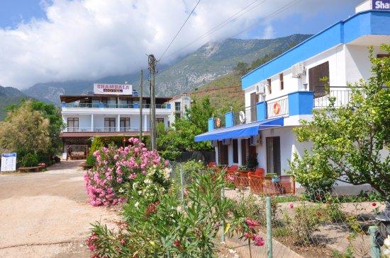 Adrasan Shambala Hotel