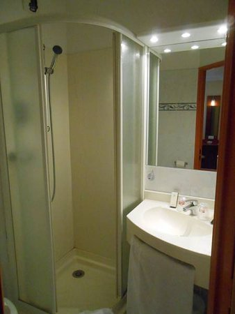 Adam's Hotel : Salle de bains