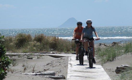 Opotiki, Nowa Zelandia: Dunes Trail, photo Jim Robinson