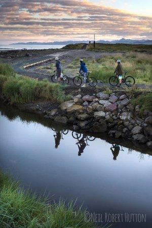 Opotiki, Nowa Zelandia: Dunes Trail, photo New Roads Home