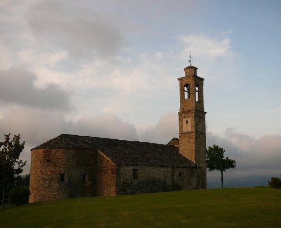 Prunetto, Italien: prospetto lato castello