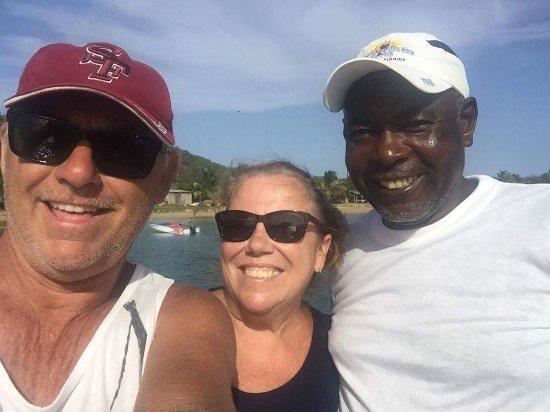 Мейро: Farewells and onto next island