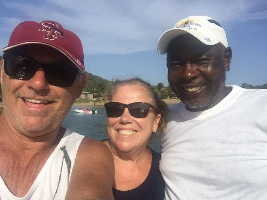 Mayreau: Farewells and onto next island