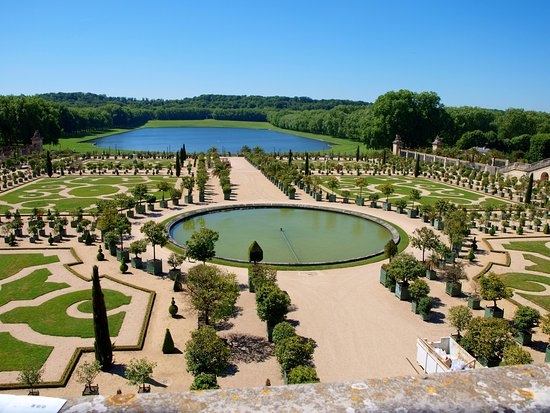 jardin picture of palace of versailles versailles