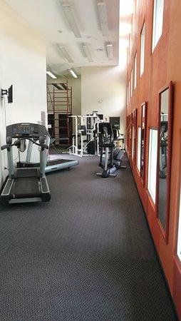 Holiday Inn Parque Fundidora: Gym