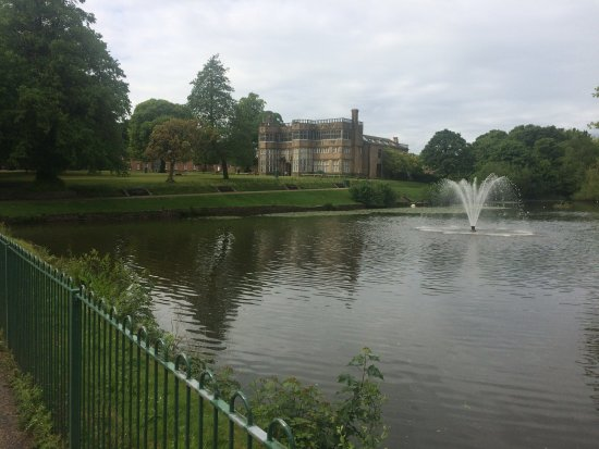 Chorley, UK: Beautiful Astley Hall