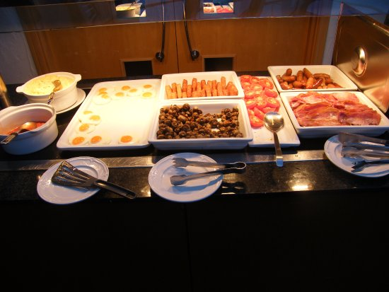 Hotel de France: The Cooked Breakfast Selection