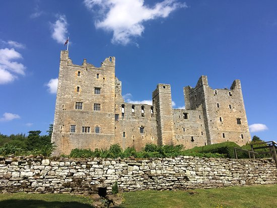 Leyburn, UK: Bolton Castle