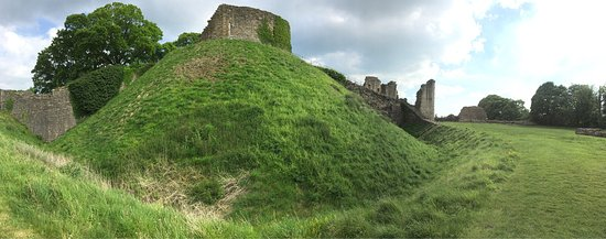 Image result for pickering castle