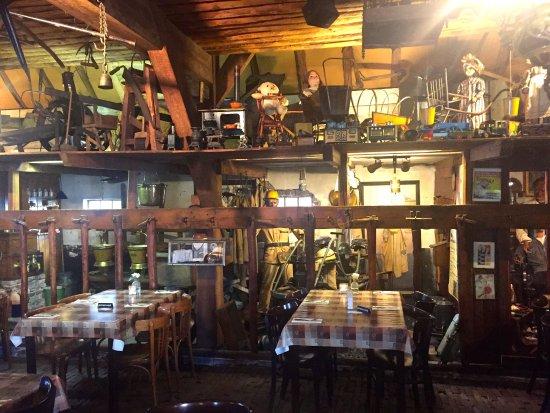 Westerbork, เนเธอร์แลนด์: Museum restaurant