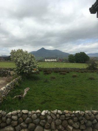 Kilkeel, UK: view from the room
