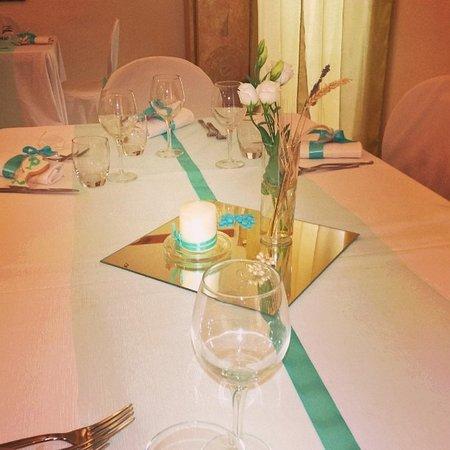 Matrimonio In Tiffany : Matrimonio tiffany picture of hosteria via trentola