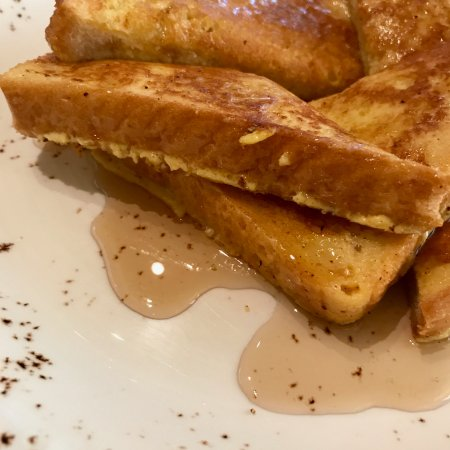 Yew Seafood + Bar : french toast
