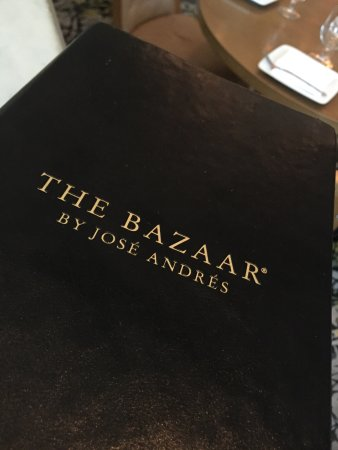 The Bazaar by Jose Andres : photo1.jpg