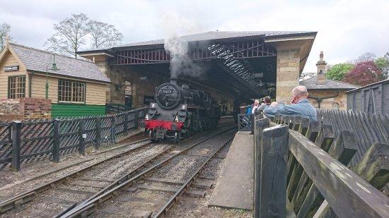 North Yorkshire Moors Railway照片