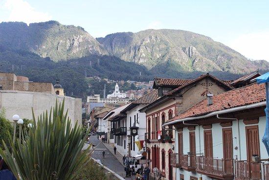 La Candelaria: una de mis imágenes favoritas de la ciudad.