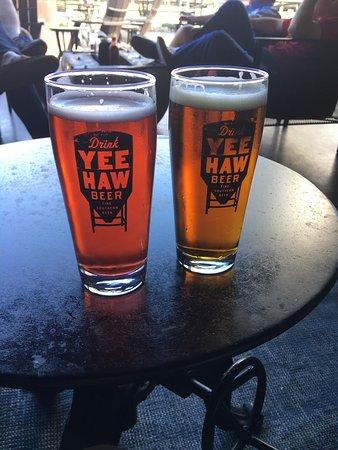 จอห์นสันซิตี, เทนเนสซี: Yee Haw Brewing Co.