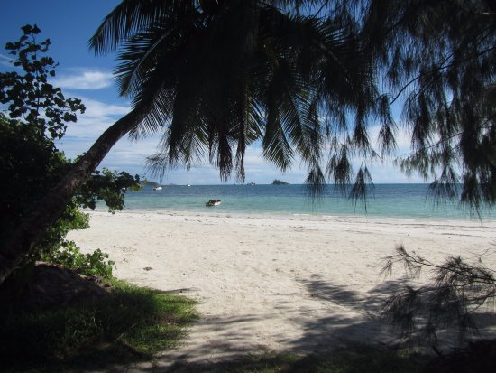 เกาะพราสลิน, เซเชลส์: Anse Volbert