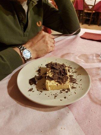 Montenero d'Orcia, Италия: Trattoria in Campagna