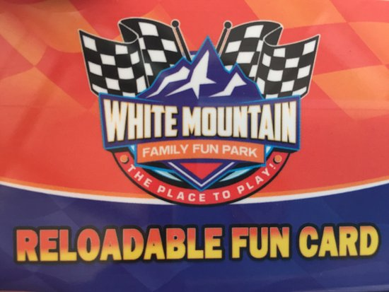 ‪White Mountain Family Fun Park‬