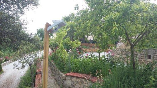Le Mas Charentais: Soirée pop en terrasse panoramique