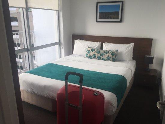 Barclay Suites Auckland: Tilavaa ja edullista majoittumista.