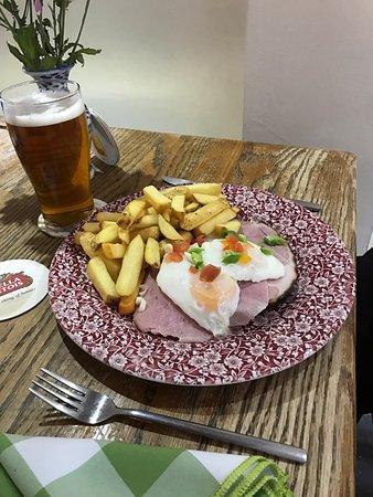 Ivinghoe, UK: Lovely pub