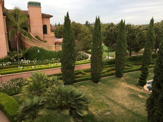 Fairmont Grand Del Mar: View from our room