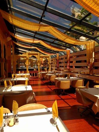 Durbar Restaurant Lounge Beautiful Decor Royal Look