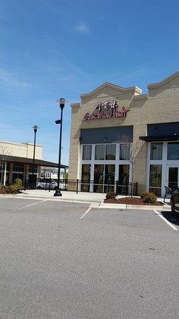 Cary, Carolina do Norte: Finally the new Sign