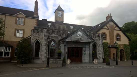 Great National Abbey Court Hotel & Spa: Hotel exterior