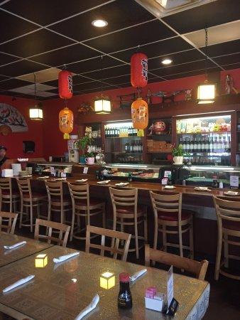 Sherwood, AR: Restaurant Sakura