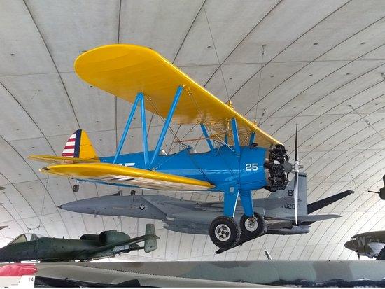 Boeing-Stearman Model 75 - Picture of IWM Duxford - TripAdvisor