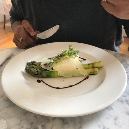 Richmond, UK: Starter with lunch menu