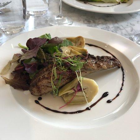 Richmond, UK: Delicious mackerel starter