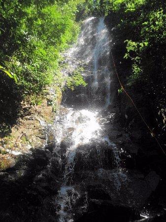 Brotas: cachoeira Santa Eulália