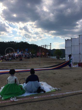 Gangwon-do, Südkorea: Chuncheon Mime Festival 2017