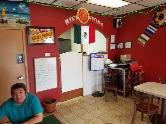 Statesville, Caroline du Nord : Front Counter