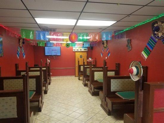Statesville, Caroline du Nord : Main Dining Room