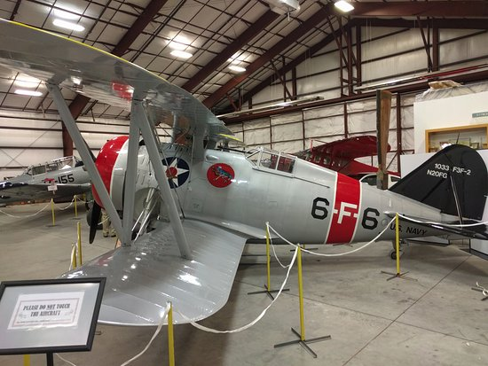 National Museum of World War II Aviation: aircraft