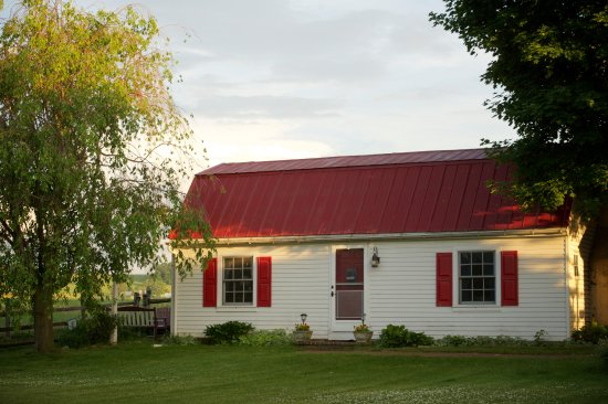 Gordonville, Pensilvania: The Carriage House Cottage