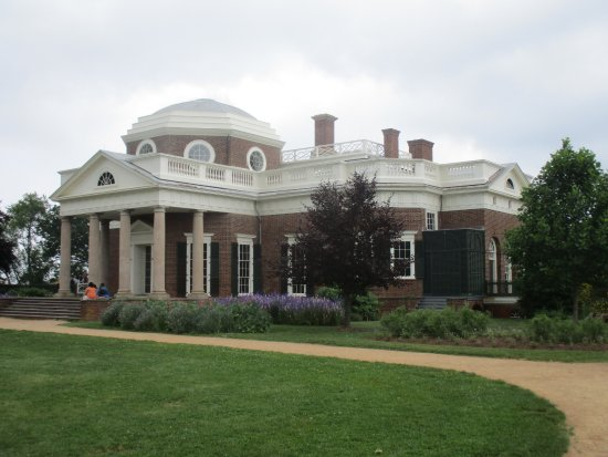 Charlottesville, VA: Walk through the doors and discover Thomas Jefferson's life