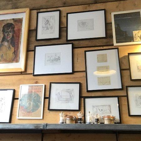 Sam's Kitchen: Interior